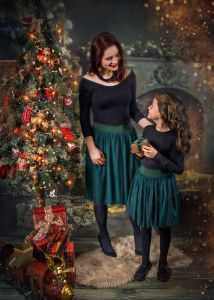 Skirts for Mom and  Daughter